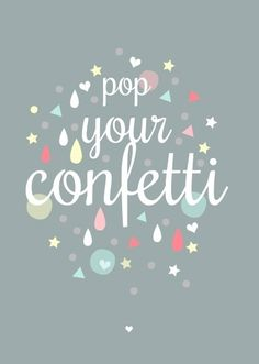 Petite Louise 'Kaart Confetti'
