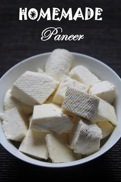 YUMMY TUMMY: Homemade Paneer Recipe / Homemade Indian Cottage Cheese / How to Make Paneer at Home