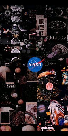 Iphone Wallpaper Nasa, Space Phone Wallpaper, Glitch Wallpaper, Iphone Wallpaper Tumblr Aesthetic, Iphone Background Wallpaper, Cute Galaxy Wallpaper, Retro Wallpaper, Aesthetic Pastel Wallpaper, Astronaut Wallpaper