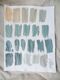 Pick-a-Paint Help: How to Create a Whole-House Color Palette