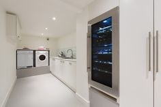 How to Create a Practical and Beautiful Utility Room Granit 10 Tricks to Decorating Your Living Room on a Budget how to design a room Take . Persimmon Homes, Building Extension, Garden Room Extensions, Old Garage, Interior Design Software, Playroom Organization, Futuristic Design, House Design, Garage Conversions