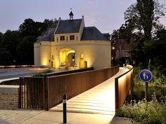 Smedenpoort in Bruges by Ney & Partners.