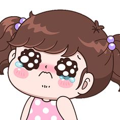 Cute Cartoon Pictures, Cute Love Cartoons, Emoji, Cute Chibi Couple, Cute Love Pictures, Cute Girl Wallpaper, Fox Girl, Kawaii Stickers, Line Sticker