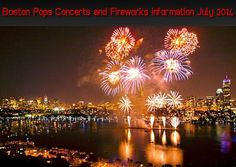 Come celebrate Independence Day listening to the Boston Pops and watching the incredible light show afterwards! Here is all the information you will need (Hotels, best modes of transportation, times for the concerts on both July 3rd and 4th, etc.) to be a part of this spectacular event! (Photo by Kunal Mukherjee)