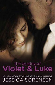 The destination of Violet & Luke by Jessica Sorensen.