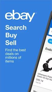 eBay - Buy, Sell & Save Money- screenshot thumbnail Ecommerce App, Ebay Search, Google Play, Saving Money, Good Things, Save My Money, Money Savers, Frugal