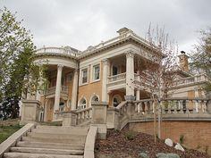 1902 Grant-Humphreys Mansion, Denver