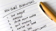 4 New Years Resolutions You Can Take to the Bank