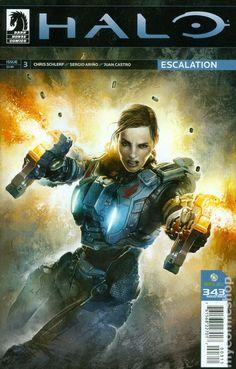 Halo Escalation (2013) 3