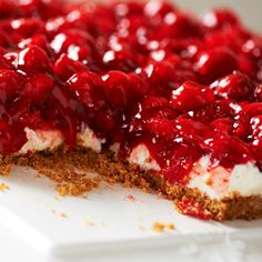 Grandma Metzger's Cream Cheese Cherry Delight | Jill Bauer QVC
