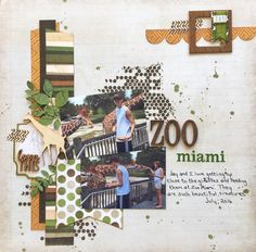 Zoo Miami - Scrapbook.com