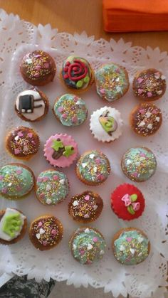 Mis cup cakes