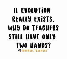 Teacher Humor – Bored Teachers