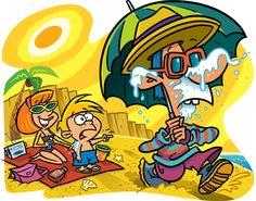 Daryll Collins - professional children's illustrator, view portfolio
