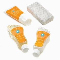 A LOT OF 20 BRAND NEW AROMANICE FOOT SPA COLLECTION by The Knick Knack Shelf. $135.95. NOTE: THIS IS FOR LOT FOR A LOT OF 20 - (QUANTITY: 20 OF WHATEVER IS BEING DESCRIBED)... Treat those tired feet to a spa-style retreat! So wonderfully relaxing as our indulgent treatments rub, scrub and moisturize, leaving you feeling perfectly pampered from heel to toe. Shea butter and Jojoba fragrance. Set includes 2.7 fl. oz. foot gel and scrub, 2.1 fl. oz. foot lotion and pumice stone. We...
