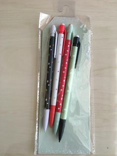 Target Pencil  Set, Target Dollar Spot Pencil Set,Planner, Planner Decoration,New realease 2015 by PlannerCraftParadise on Etsy