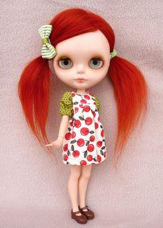 I really want a spunky redhead!