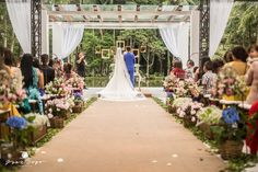 Casamento na fazenda: Wanessa + Carlos - Berries and Love