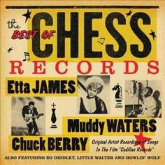 """Various - Best of Chess- Original Versions of Songs In """"Cadillac Records"""""""