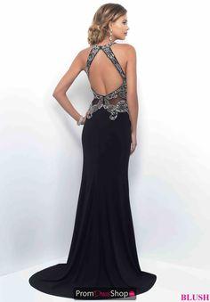 Blush Fitted Jersey Dress 11335