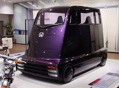 """El Honda Fuya Jo, un vehículo que fue diseñado para transportar a los más fiesteros """"que desean disfrutar de toda la intensidad de la vida nocturna""""/ The Honda Fuya Jo, a vehicle designed to transport more partiers """"who want to enjoy all the intensity of the nightlife"""""""