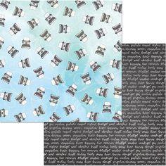 """BoBunny Summer Mood Magic 12x12"""" www.papercrafts.ch"""