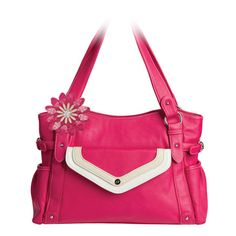 This is a bag that I designed on my Grace Adele site.  You pick you bag style, color, the clutch style and color, and add accessories to jazz it up!  It's the best thing ever!  Visit my site at www.SassifyMe.graceadele.us to design the bag that best suits your personality and wardrobe!  And don't forget to ask me about my specials!!
