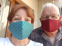 We just love it when we can see people smiling THROUGH their masks! Mzansi Masks are the original handmade barrier masks, and come in a variety of fun and exciting patterns.   In this picture, you can see the turquoise shweshwe mini wave barrier mask, and the plain burgundy barrier mask. Masks, Wave, Burgundy, Action, Turquoise, Patterns, The Originals, Mini, People