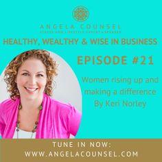 HWWB Episode 21 - Keri Norley