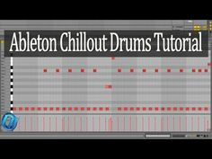Ableton Live tutorial about programming drum loops for Ambient, IDM, Downtempo, Chillout mellow style. The drum programming techniques presented here could b. Drum Patterns, Ableton Live, Music Production, Music Theory, Recording Studio, Tutorial, Programming, Drums, Beats