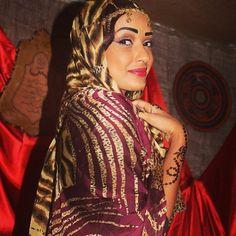 Sudanese Bride