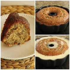 Grandgirl's Apple Cake-A Paula Deen Recipe-What makes this cake so special is what happens after you bake it!!