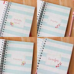 Caderno de Organização - Morando Sozinha