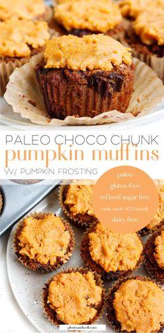 Paleo Recipes – Menus for Life Paleo Fall Recipes, Pumpkin Recipes, Real Food Recipes, Healthy Recipes, Healthy Baking, Healthy Desserts, Eating Healthy, Summer Recipes, Healthy Life