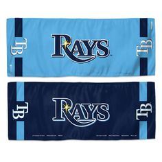 "Tampa Bay Rays WinCraft 12"" x 30"" Double-Sided Cooling Towel"