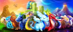Here is a list of all Dragons from Dragons Mania Legends. I have added in details for breeding combinations and also their breeding times. Use the search function to find the dragon you want. Dragon Ml, Kai, Hatch Baby, Legendary Dragons, Got Dragons, Animal Jam, Review Games, Single Parenting, Mobile Game