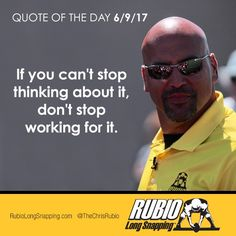 """Quote of the Day! """"TeamRubio #RubioFamily"""