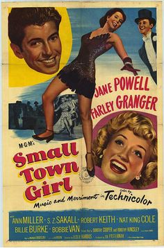 small town girl 1953
