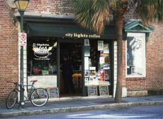 City Lights Coffee wonderful little coffee shop we stumbled across.