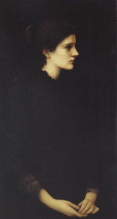 Amy Gaskell- Edward Burne-Jones