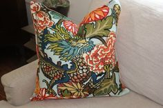 chiang mai dragon pillow (I'm going to give this to David for his birthday! Ha!)