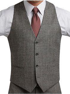 Suits - English Laundry Black Multistripe Modern Fit Suit - Men's ...