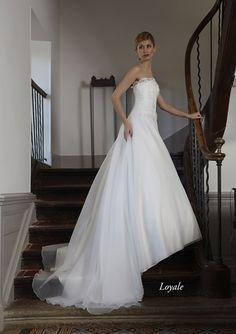 Créations Bochet, robe de mariée collection 2015