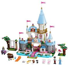 BrickLink Reference Catalog - Sets - Category Disney Princess