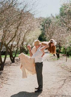 Bride Over Shoulder Twigs And Honey