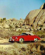Porsche 356 Speedster Convertible 1955 -Porsche 356 Speedster Cabriolet –photo 1
