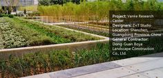 Vanke Research Center - A Catalyst for Sustainable Urban Development - Landscape Architects Network
