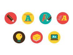 Design Resume Icons