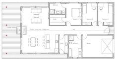house design house-plan-ch333 10