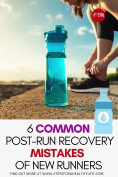 Post-run recovery is crucial for your muscles.Common mistakes from new runners can affect.What do I need to improve?And how do I stop making these mistakes? Many running newbies find themselves in a similar position.It's normal that you feel like you aren't improving in your first couple of runs.You will find recovery & avoid injuries tips & become better with these great tips!Weight loss,how to start running,running for beginners,running tips,motivation to run,running for weight loss